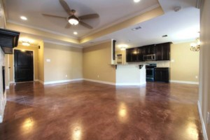 Photo #8: Stained & Polished Concrete flooring