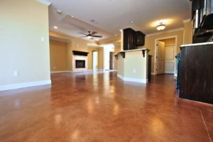Photo #7: Stained & Polished Concrete flooring