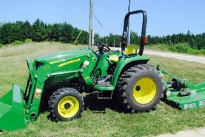 Photo #2: Large Lot/Property Mowing. $100 per acre