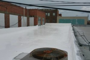 Photo #10: Accurate roof systems. Repair roofs/silicone
