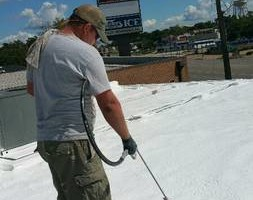 Photo #8: Accurate roof systems. Repair roofs/silicone
