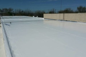 Photo #6: Accurate roof systems. Repair roofs/silicone