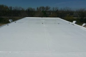 Photo #5: Accurate roof systems. Repair roofs/silicone