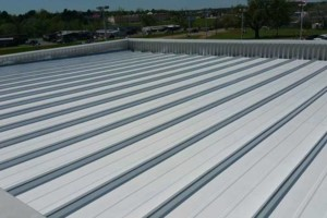 Photo #4: Accurate roof systems. Repair roofs/silicone