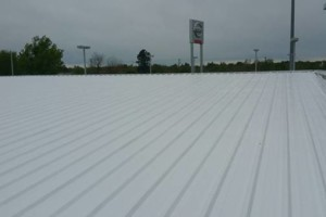 Photo #3: Accurate roof systems. Repair roofs/silicone