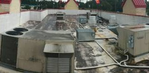 Photo #2: Accurate roof systems. Repair roofs/silicone