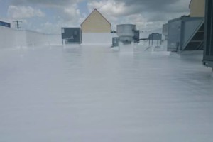 Photo #1: Accurate roof systems. Repair roofs/silicone