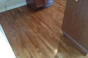 Photo #13: Carl Wheeler floors. HARDWOOD And LAMINATE FLOORING