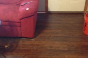 Photo #12: Carl Wheeler floors. HARDWOOD And LAMINATE FLOORING