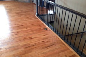 Photo #11: Carl Wheeler floors. HARDWOOD And LAMINATE FLOORING
