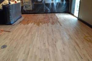 Photo #10: Carl Wheeler floors. HARDWOOD And LAMINATE FLOORING