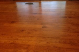 Photo #6: Carl Wheeler floors. HARDWOOD And LAMINATE FLOORING