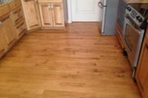 Photo #4: Carl Wheeler floors. HARDWOOD And LAMINATE FLOORING