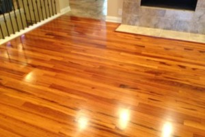 Photo #3: Carl Wheeler floors. HARDWOOD And LAMINATE FLOORING