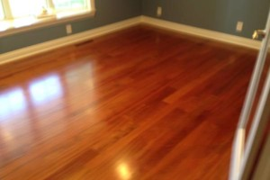 Photo #2: Carl Wheeler floors. HARDWOOD And LAMINATE FLOORING