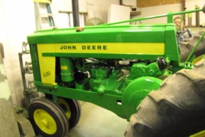Photo #4: Farm Equipment Painting