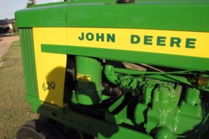 Photo #1: Farm Equipment Painting