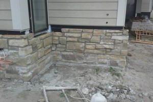 Photo #23: DAVIDSON MASONRY - BRICK, BLOCK, STONE - fully Insured and Registered