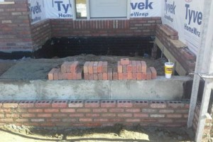 Photo #19: DAVIDSON MASONRY - BRICK, BLOCK, STONE - fully Insured and Registered