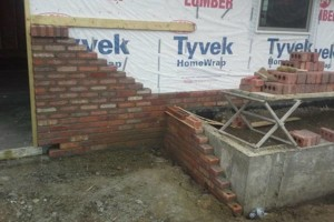 Photo #11: DAVIDSON MASONRY - BRICK, BLOCK, STONE - fully Insured and Registered