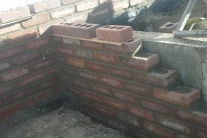 Photo #10: DAVIDSON MASONRY - BRICK, BLOCK, STONE - fully Insured and Registered