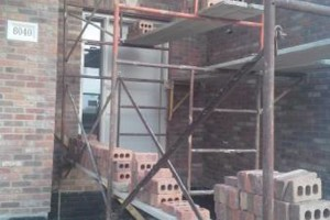 Photo #5: DAVIDSON MASONRY - BRICK, BLOCK, STONE - fully Insured and Registered