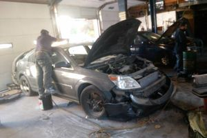 Photo #11: Body work and minor mechanic/cheap cheap