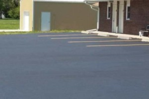Photo #5: B & E Asphalt Paving And Seal Coating