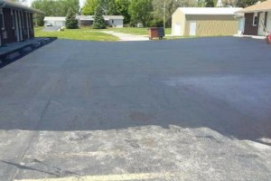 Photo #4: B & E Asphalt Paving And Seal Coating