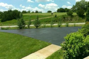 Photo #1: B & E Asphalt Paving And Seal Coating