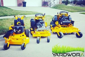 Photo #2: Lawn Care Service - Affordable Rates!