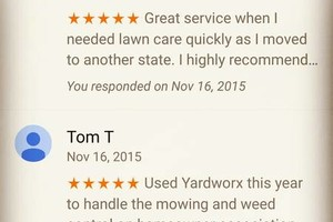 Photo #1: Lawn Care Service - Affordable Rates!