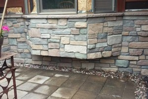 Photo #1: Diamond Blade Masonry. All Types of Masonry