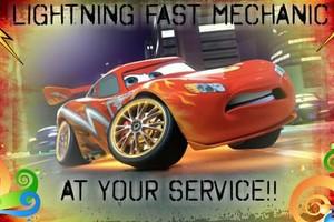 Photo #1: Lightning Fast Mechanic!