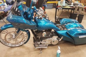 Photo #12: Deluxe Motorcycle Detailing