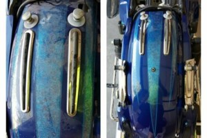 Photo #6: Deluxe Motorcycle Detailing