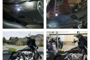 Photo #3: Deluxe Motorcycle Detailing