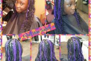 Photo #6: Five Star Salon. Looking for a new stylist? Look no futher.....