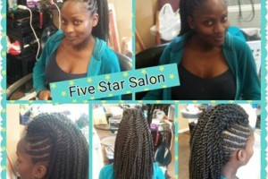 Photo #4: Five Star Salon. Looking for a new stylist? Look no futher.....