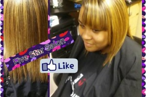 Photo #3: Five Star Salon. Looking for a new stylist? Look no futher.....