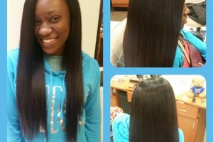 Photo #1: HAIR BY EBONI!