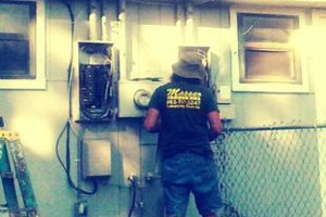 Photo #9: MASSEO ELECTRIC - PANEL UPGRADES-HOME REWIRES...