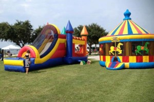 Photo #11: RENTAL BOUNCE HOUSE, WATER SLIDES AND MORE!