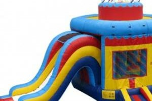 Photo #7: RENTAL BOUNCE HOUSE, WATER SLIDES AND MORE!