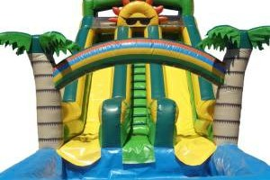 Photo #4: RENTAL BOUNCE HOUSE, WATER SLIDES AND MORE!