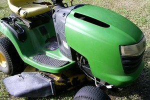Photo #1: Lawn Equipment Repair - All Types