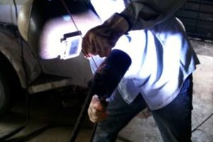 Photo #4: Experience Welding Services - A/C cages, trucks, industrial pipes