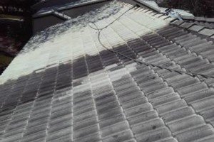 Photo #5: HYDRO WASH. Roof Cleaning Restoration