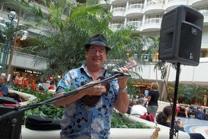 Photo #2: Tropical Music, Steel Drums, Guitar & Vocals