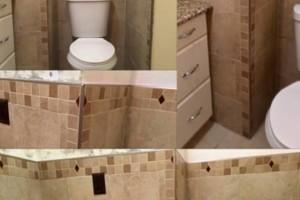 Photo #13: Custom Tile Design, Installation & Repair